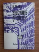 Anticariat: N. I. Barbu - Biografie si creatie