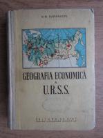 N. N. Baranschi - Geografia economica a U.R.S.S.