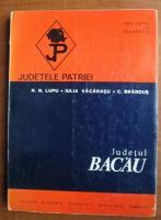 Anticariat: N. N. Lupu - Bacau (colectia Judetele Patriei)