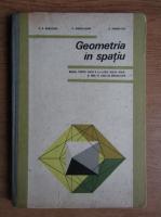 N. N. Mihaileanu - Geometria in spatiu