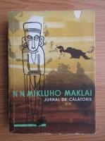 Anticariat: N. N. Mikluho-Maklai - Jurnal de calatorie (volumul 2)