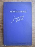 N. Niculescu Buzau - Suveniruri teatrale 1889-1956