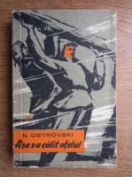N. Ostrovski - Asa s-a calit otelul