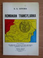 Anticariat: N. S. Govora - Romanian Transylvania