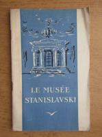 Anticariat: N. Solntsev - Le Musee Stanislavski