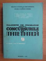 N. Teodorescu - Culegere de probleme pentru concursurile de matematica, clasa a 5-a
