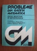 N. Teodorescu - Probleme din gazeta matematica. Editie selectiva si metodologica