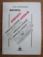 Anticariat: Nae Antonescu - Revista Jurnalul Literar