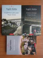 Anticariat: Naghib Mahfuz - O plimbare prin palat (Trilogia Cairoului, 3 volume)