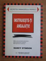 Nancy Stimson - Instruieste-ti angajatii