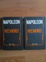 Napoleon - Memorii (2 volume, coperti cartonate)