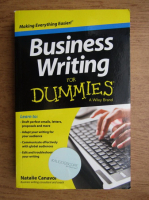 Natalie Canavor - Business writing for dummies