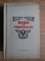 Anticariat: Natan Ribac - Rada din Pereiaslav (volumul 2)