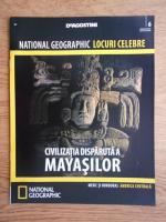 National Geographic, Locuri celebre, Civilizatia disparuta a mayasilor, nr. 6, 2012