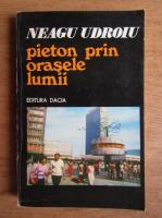 Anticariat: Neagu Udroiu - Pieton prin orasele lumii