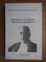 Neculai I. Staicu Buciumeni - Colegiul National Nicolae Filipescu