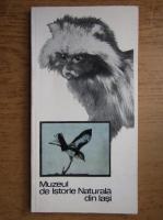 Anticariat: Neculai Macarovici - Muzeul de Istorie Naturala din Iasi