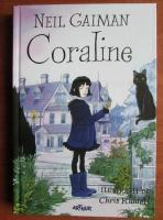 Anticariat: Neil Gaiman - Coraline