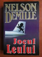 Anticariat: Nelson DeMille - Jocul leului