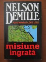 Anticariat: Nelson DeMille - Misiune ingrata