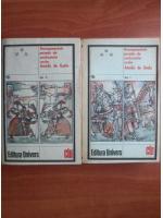 Anticariat: Nemaipomenitele peripetii ale neinfricatului cavaler Amadis de Gaula (2 volume)