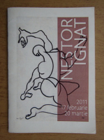 Nestor Ignat (catalog de expozitie)