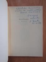 Nestor Vornicescu - Descatusarea, 1821 (cu autograful autorului)