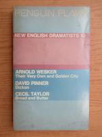Anticariat: New english dramatists (volumul 10)