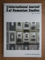 Anticariat: New international journal of Romanian studies, nr. 1-2, 1999