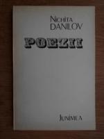 Nichita Danilov - Poezii