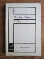 Nichita Stanescu - Alfa (1957 - 1967)