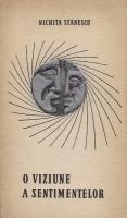 Nichita Stanescu - O viziune a sentimentelor (editie princeps, 1964)