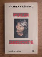 Nichita Stanescu - Poezii. Gedichte (editie bilingva)