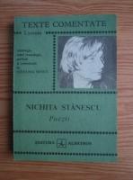Nichita Stanescu - Poezii