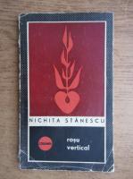 Nichita Stanescu - Rosu vertical (Editie Princeps, 1967)