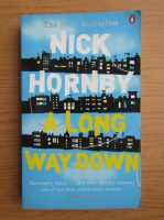 Anticariat: Nick Hornby - A long way down