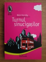 Anticariat: Nick Hornby - Turnul sinucigasilor