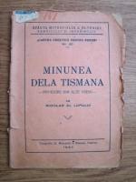 Nicolae Al Lupului - Minunea dela Tismana (1944)