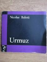 Nicolae Balota - Urmuz