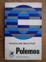 Anticariat: Nicolae Baltag - Polemos