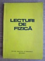 Nicolae Barbulescu - Lecturi de fizica