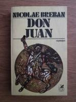 Anticariat: Nicolae Breban - Don Juan