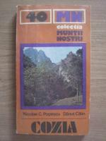 Anticariat: Nicolae C. Popescu, Danut Calin - Cozia (Colectia Muntii Nostri)