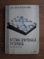 Nicolae Ciachir - Istoria universala moderna 1789-1919 (volumul 2)