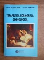 Anticariat: Nicolae Crisan - Terapeutica hormonala ginecologica