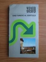 Anticariat: Nicolae Denes, Victor Voicu Vedea - Ghid turistic al judetului Sibiu