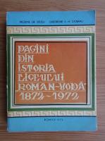 Anticariat: Nicolae Gr. Stetcu - Pagini din istoria liceului Roman-Voda