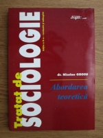 Anticariat: Nicolae Grosu - Tratat de sociologie. Abordarea teoretica