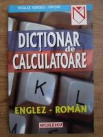 Nicolae Ionescu Crutan - Dictionar de calculatoare englez-roman