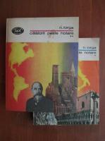 Anticariat: Nicolae Iorga - Calatorii peste hotare (2 volume)